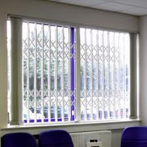 Security grilles and security shutters