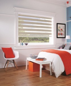 Vision roller blinds, senses mirage roller blinds