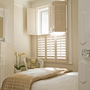 Wood Interior Plantation Shutters